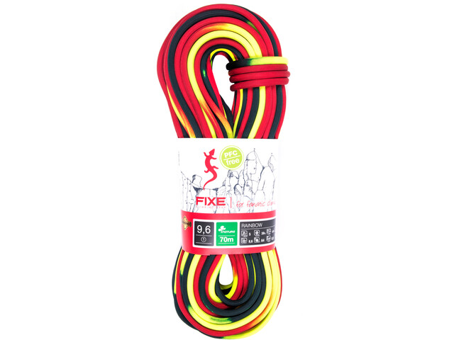 Fixe End Rope 9,6mm x 70m, bont